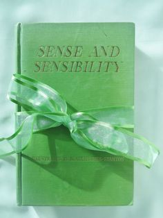 Sense and Sensibility by Jane Austen / by AllAboutAusten on Etsy