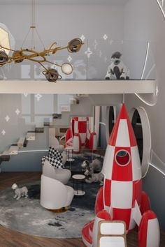 Trouver les étoiles et les planetes avec le Rocky Rocket dans cet chambre d'enfants.  #playroom #playroomdecor #playroominspo #playroomgoals #playroomideas #playroominspiration #chambredenfants #chambre #salledejeux  #decorationengagement #decorationflorale #decorationinspo #decorationmaison #decorationstyle