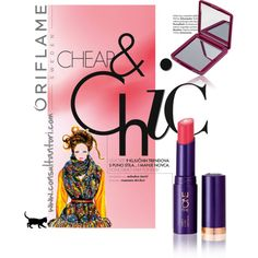 Oriflame The One Triple Core & Mirror Pune, The One, Natural Beauty, Mirror, Polyvore, Image, Makeup Lips, Mirrors, Tile Mirror