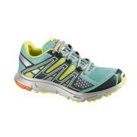 Salomon XR Shift Damen Schuh *topaz blue/mimosa yellow/light grey*