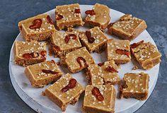 Recipe: Hemsley & Hemsley Tahini Date Fridge Fudge