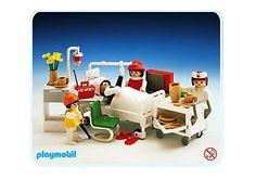 Playmobil Ziekenhuiskamer