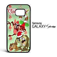 tazmania C0238 Samsung Galaxy S6 Edge Case