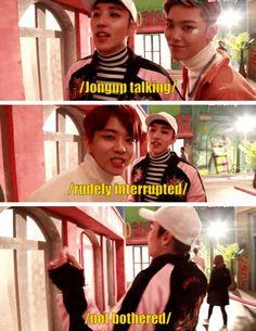 Bap funny Jongup kpop                                                                                                                                                                                 More