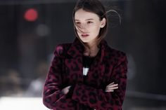Meet Cue's Girls–Australian label Cue celebrates its own with a cast of fresh-faced models for its fall-winter 2014 campaign. Cue Clothing, Fall Winter 2014, Autumn, Fashion Photography Inspiration, Campaign, Celebrities, My Style, Coat, Model