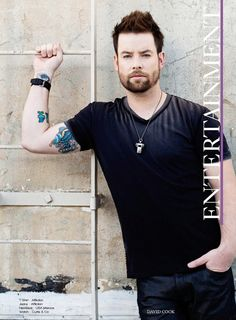 David Cook - Cookie Body Appreciation #17: He can't escape this drying ink on his porcelain skin - Fan Forum
