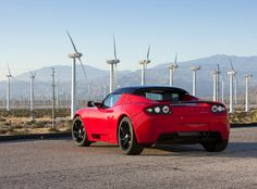 Tesla has unveiled a new Roadster, the new version of its original sports car. It's the fastest production car ever made, according to Elon Musk, with speeds of just seconds for 0 to 60 Tesla Motors, Lotus Elise, Mclaren P1, Elon Musk, Semi Trucks, Bugatti, New Tesla Roadster, Ferrari, Sustainable Transport
