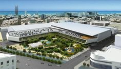 Arquitectonica Takes Over Miami Beach Convention Center From OMA