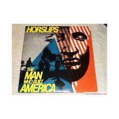Horslips The Man Who Built America LP Record Album record for sale. Buy this album from the legendary celtic rock band Horselips.