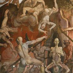 """Para los científicos: el """"Pozo del infierno"""" es un supuesto pozo excavado en Rusia de tal profundidad que habría llegado hasta el infierno."""