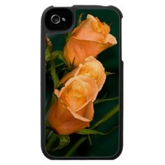 Orange Roses iPhone 4 Case   Take it today only with 50% discount (off all cases) with code CASEOFMONDAY