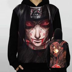 Naruto - Sasuke Uchiha Double Side Full Print Winter Hoodie - Anime Print House  https://www.animeprinthouse.com/collections/naruto-merchandise  #Naruto #merchandise #hoodie #anime #itachi #clothing #giftideas #otaku #poker #cards #products #animeworld #animelover