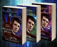 Dream Killers Autographed Paperback Giveaway | Book Reviews by Lanise Brown