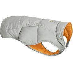 Ruffwear - Quinzee Insulated Dog Jacket Nylons, Snow Gear, Ski Touring, Dog Jacket, Dog Vest, Different Dogs, Packable Jacket, Dog Coats, Dog Walking
