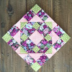 The Farmer's Wife 1930's Quilt-Along: Block