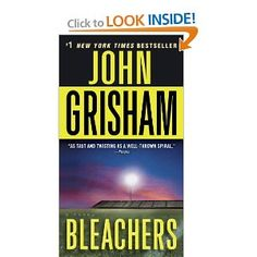 Recommend this to the men in our life, especially if they played football.  It is about relationships, as well as teams and sports. John Grisham Books, Great Novels, Book Quotes, Php, Kindle, Read Books, My Books, Page Turner, Audiobooks