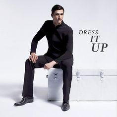 Nothing beats classic black for effortless sophistication.  #dressitup #noelasmaruniforms #spauniforms #uniforms #hotel #spa #hospitality #torino #dressshirt #style #menswear #design #uniform