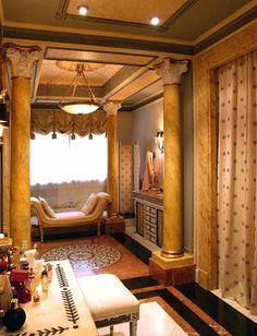 roman greek style interiors photos - Поиск в Google