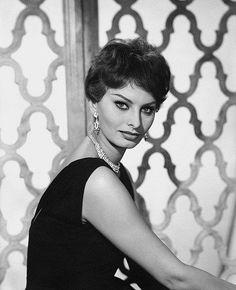 Sophia Loren, c. 1959.