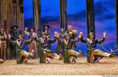 Oh the dancing! Fiddler on the Roof at Portland Center Stage. Such a great performance! Wow, wow, wow!