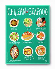 Chilean seafood