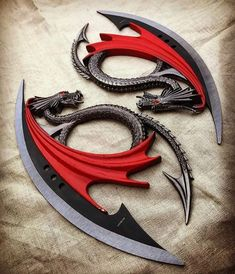 A good rule of thumb for any weapon is don't have a spiky bit pointing at the user