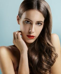 #coiffure #glamour #lissage http://www.vincent-lefrancois.com/actualites/coiffures-glamours_76.html