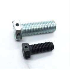 Hexagon bolt with wire hole on head Types Of Bolts, Flange Bolt, Pin Hole, Steel Structure, Wire, Shop, Products, Steel Frame, Gadget