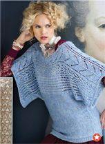 Vogue Knitting Fall 2011 by Laura Zukaite