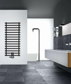 Modern bathroom radiator - Purmo Leros