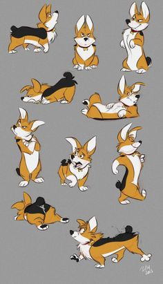 Pin by sharad uikey on animation in 2019 character design, a Character Design Cartoon, Character Design Animation, Cartoon Design, Character Design References, Character Drawing, Character Design Inspiration, Dog Illustration, Character Illustration, Illustrations