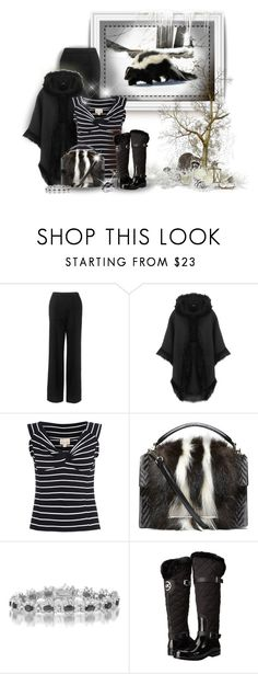 """""""Bless the Beast"""" by maison-de-forgeron ❤ liked on Polyvore featuring Whistles, WearAll, Marc Jacobs, Collette Z and MICHAEL Michael Kors"""