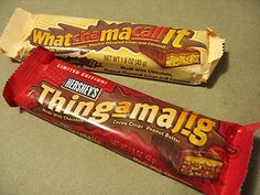 whatchamacallits I always saw the commercials but they weren't available - at least in Northern BC! Retro Candy, Vintage Candy, 80s Candy, Vintage Sweets, Retro Recipes, Vintage Recipes, Old School Candy, 80s Food, Nostalgic Candy