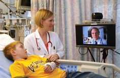 Telemedicine consultations significantly improve pediatric care in rural emergency rooms: elemedicine consultations with pediatric critical-care medicine physicians significantly improve the quality of care for seriously ill and injured children treated in remote rural emergency rooms, where pediatricians and pediatric specialists are scarce, a study by researchers at UC Davis Children's Hospital has found.