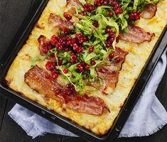 Raggmunk i ugn med bacon | Recept ICA.se