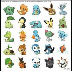 Who doesn't love cute pokemon