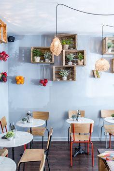 La Mangerie én Paris | La Bici Azul: Blog de decoración, tendencias, DIY, recetas y arte