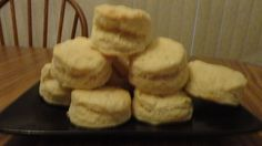 more biscuits!
