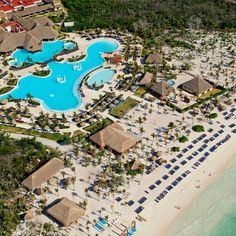 Grand Palladium Kantenah Resort & Spa, Riviera Maya, Mexico | Been there, done that: our favourite travel destinations