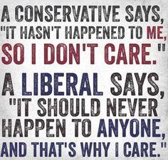 Liberal Mindset #Compassion