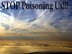 ❥ #chemtrails ... Stop it, please