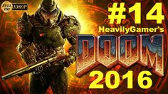 DOOM 4 2016 Gameplay (PC) Mission 13: The Well/Spider Mastermind Final B...
