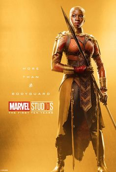 Over the weekend, Marvel Studios released over thirty golden new tenth anniversary posters, featuring all of your favorite Avengers coming together and proving that they are more than just heroes. Poster Marvel, Marvel Comics, Films Marvel, Marvel Movie Posters, Bd Comics, Marvel Vs, Marvel Heroes, All Marvel Characters, Captain Marvel