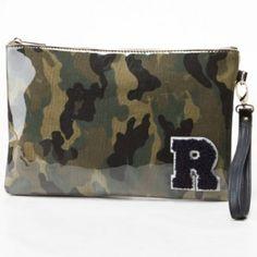 Amazon.co.jp: リランドチュール(Rirandture) バッグ(Rワッペン付クラッチ): 服&ファッション小物