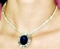 Wales' Saudi Arabian Diamond and Sapphire Necklace.  https://www.facebook.com/photo.php?fbid=1432700200340383&set=oa.283553501812446&type=3&theater https://www.facebook.com/groups/260713314096465/