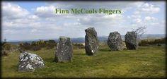 Finn McCool's Fingers, Shantemon Hill, Ballyhaise, Co. Cavan, Ireland