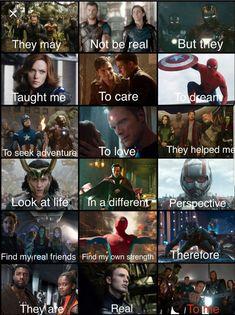 Marvel/Avengers One-Shots