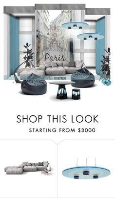 """Paris Apartment"" by struga-art-80 ❤ liked on Polyvore featuring interior, interiors, interior design, home, home decor, interior decorating and parisapartment"