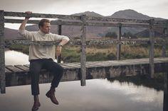 Sam Hueghan, Sam And Cait, Sci Fi Series, Hbo Series, Sam Heughan Outlander, Outlander Series, Monarch Of The Glen, Kyle Of Lochalsh, Edward Green