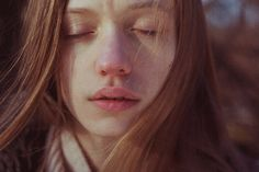 sunset with Joanna by laura makabresku, via Flickr